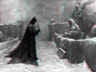 Batman 3-D conversion by MVRamsey