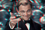 Gatsby 3-D conversion