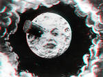 A Trip to the Moon 3-D conversion