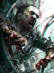 Island Zombie 3-D conversion