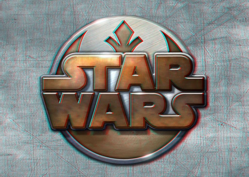 Star Wars 3-D conversion by MVRamsey