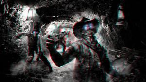 Goldmine Zombies 3-D conversion