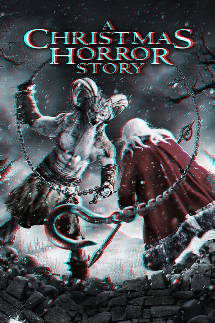 Christmas Horror Story 3-D conversion by MVRamsey