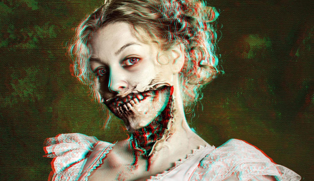 Pride And Prejudice And Zombies 3-D conversion by MVRamsey