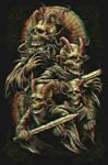 Skeletal Demons 3-D conversion