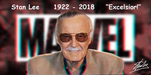 Stan Lee 3-D Tribute
