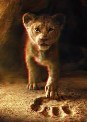 The Lion King 3-D conversion