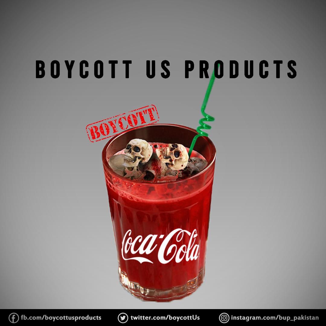 Boycott Coca-Cola by Boycottusproducts on DeviantArt