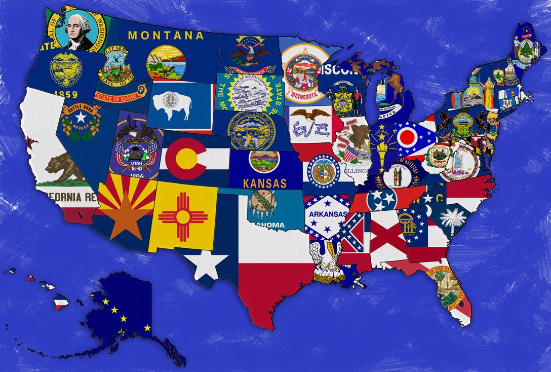 USA Wallpaper by JayJaxon