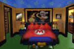 Mario's Bedroom