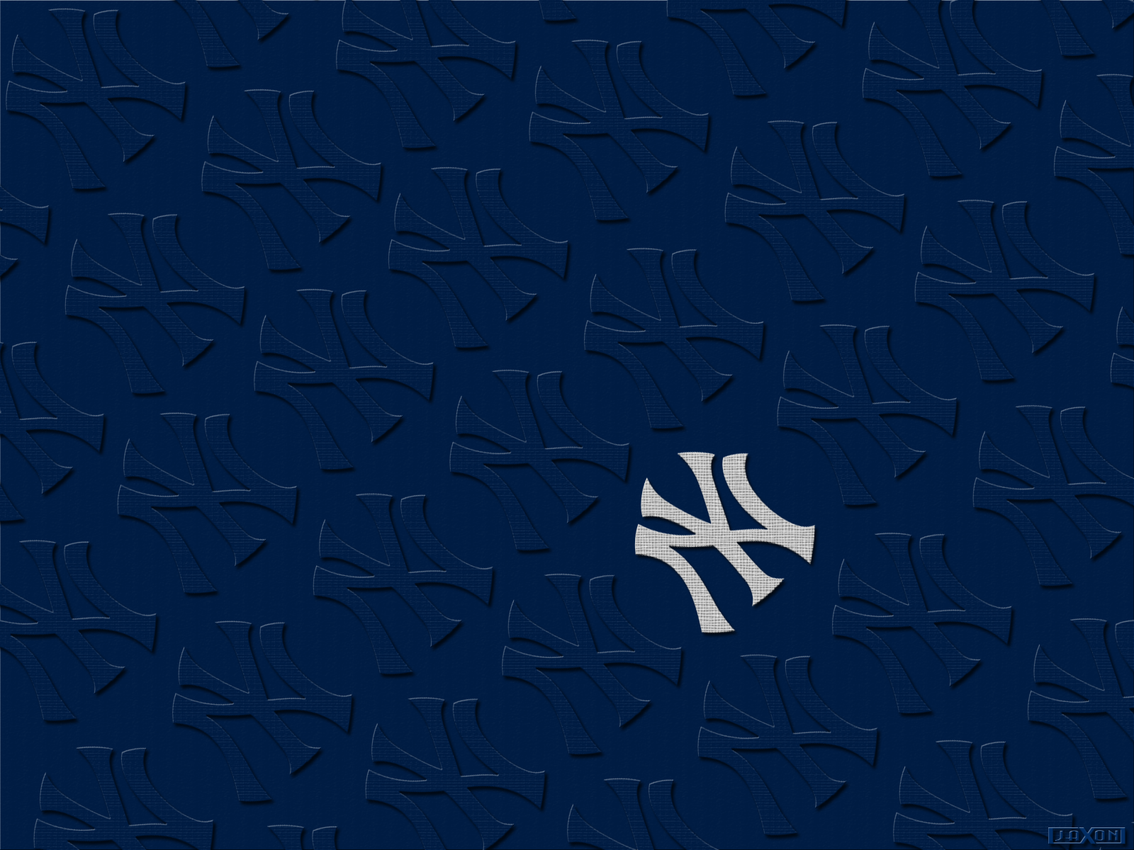 pinstripe wallpaper yankees