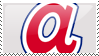 Braves Stamp 7 by JayJaxon