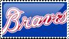 Atlanta Btaves Stamp 11 by JayJaxon