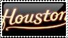 Houston Astros Stamp 5 by JayJaxon