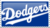 LA Dodgers Stamp 1 by JayJaxon