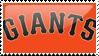 San Francisco Giants Stamp 5 by JayJaxon