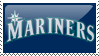 Seattle Mariners Stamp 1 by JayJaxon