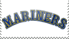 Seattle Mariners Stamp 2 by JayJaxon