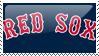 Boston Red Sox Stamp 1 by JayJaxon
