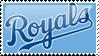 Kansas City Royals Stamp 1 by JayJaxon
