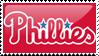 Philadelphia Phillies Stamp 5 by JayJaxon
