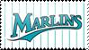 Florida Marlins Stamp 6 by JayJaxon