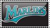Florida Marlins Stamp 7 by JayJaxon