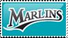 Florida Marlins Stamp 10 by JayJaxon