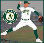 Oakland Athletics 2010