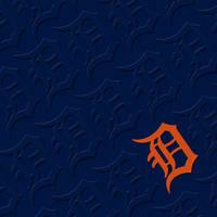 Detroit Tigers iPad wallpaper by JayJaxon