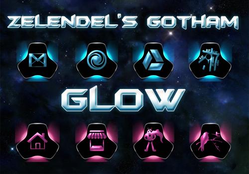 Zelendel's Gotham Glow by Chiki-Bujia