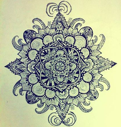 mandala by IreneEnchancer