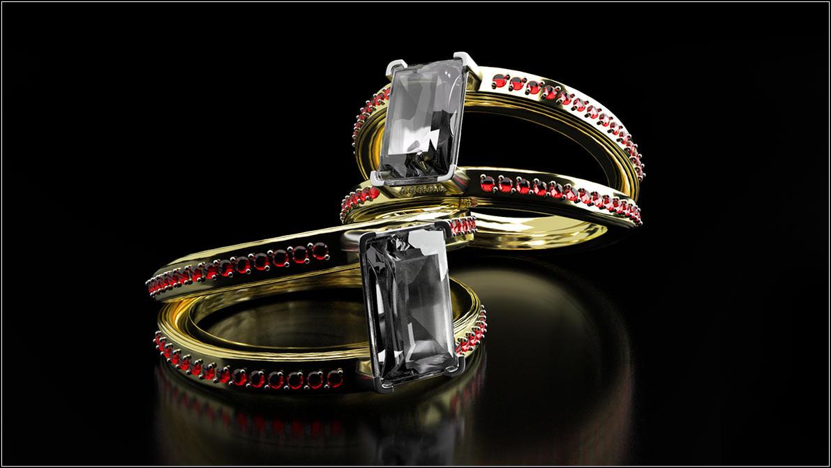 Rings by fram1963