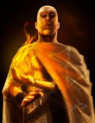 Ars Magica: Flambeau Master of Ignem