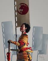 Matsu Kamiko by PabloMoreno