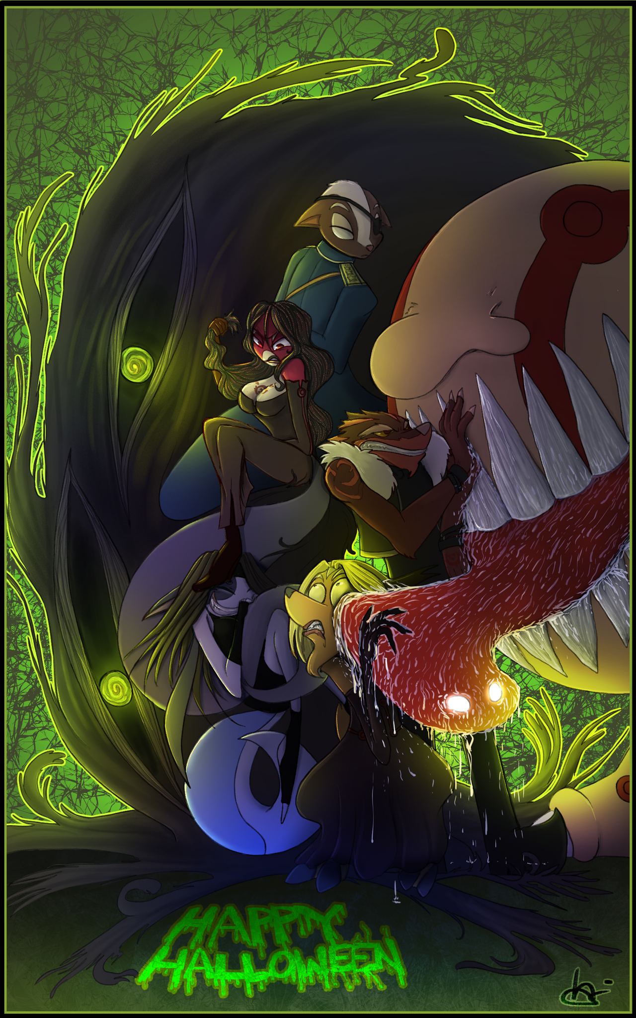DreamKeepersHalloween.2016 by Ethereal-Harbinger