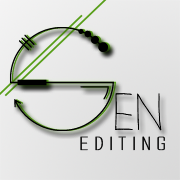 Sen Editing Logo by DaIllestBeast