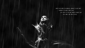 Hands in the Rain