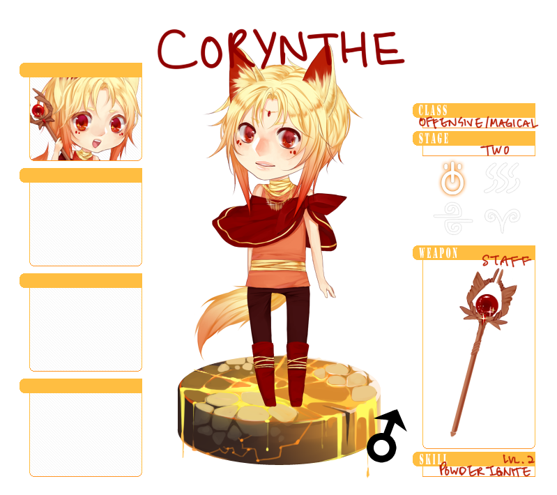 MS: Corynthe by Serandaria