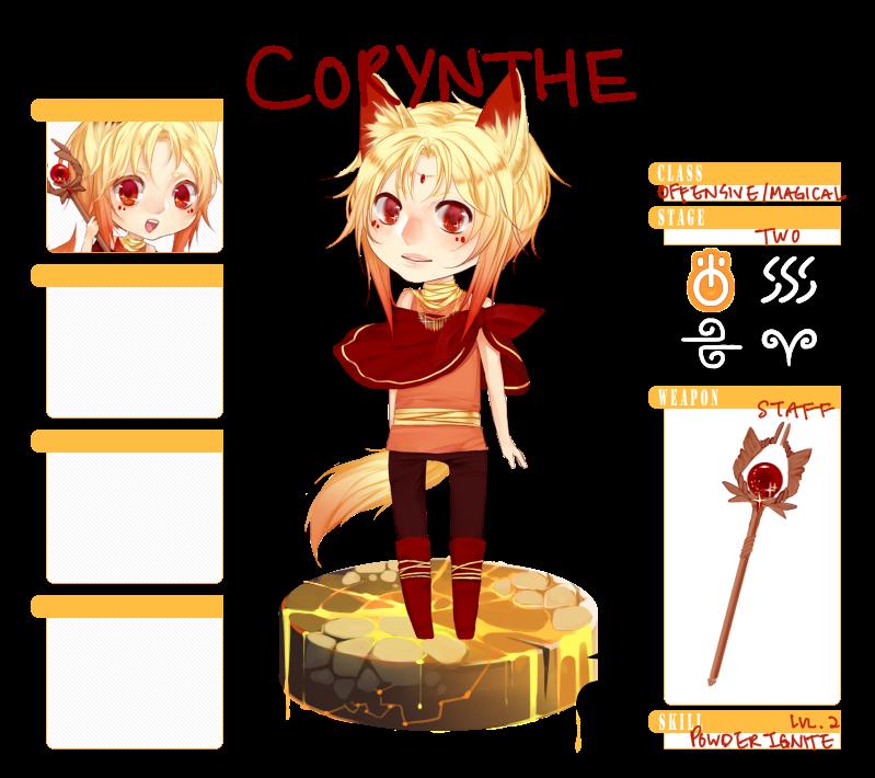MS: Corynthe by Serandaria