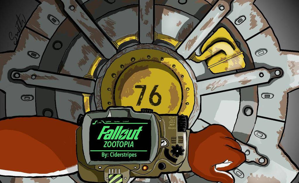 Fallout: Zootopia by megaTWERP