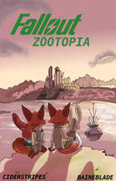 Fallout Zootopia Cover by Quirky-Middle-Child