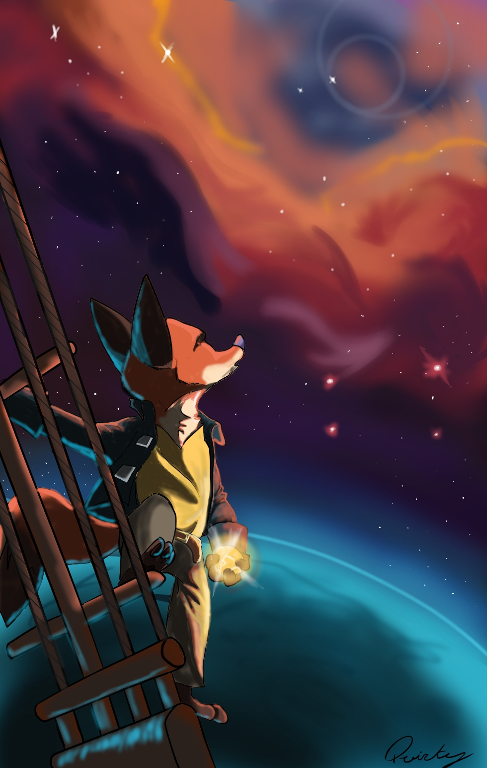 Treasure planet Zootopia AU by Quirky-Middle-Child on ...