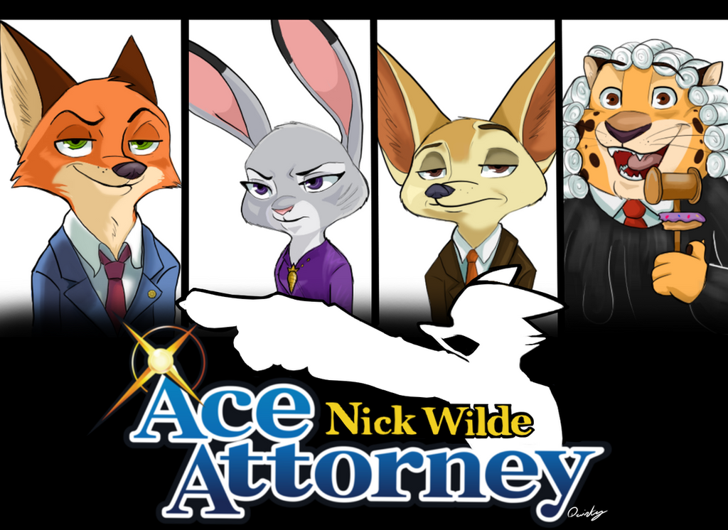 Story: Nick Wilde: Ace Attorney