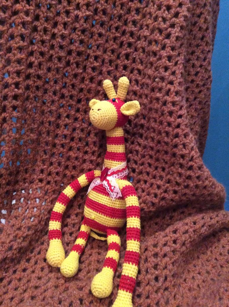 Giraffe 14 by Mamazoya
