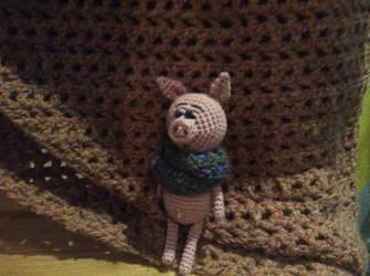 Pig 1 by Mamazoya