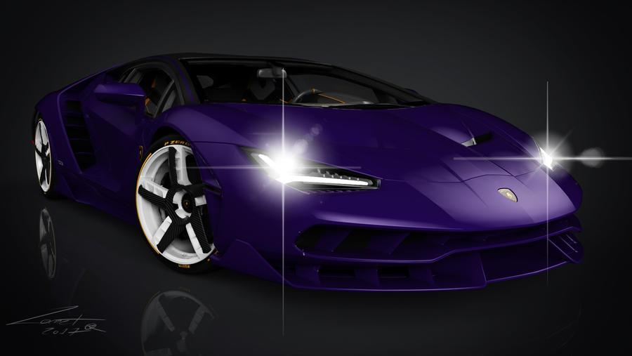 Lamborghini Centenario Z 720 By Zonnet On Deviantart