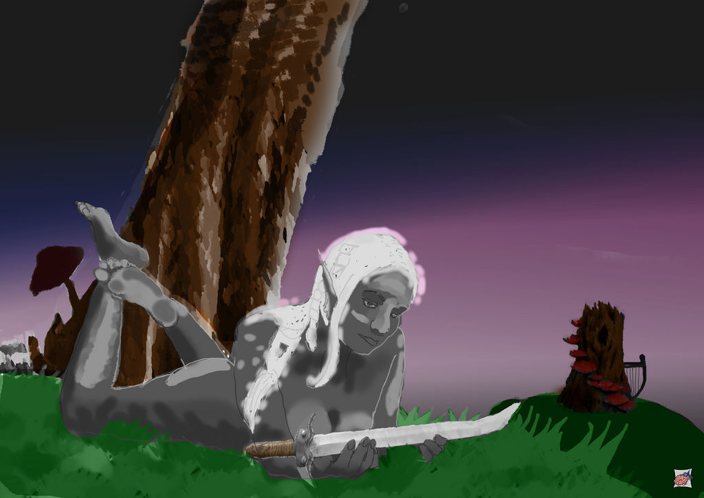 Eilistraee Forgotten Realms