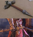 Combat Cross - Castlevania