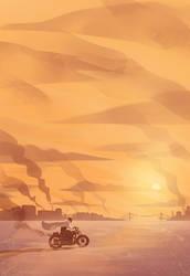 Assassin's Creed Detroit: Arlie Rumrunning by zandraart